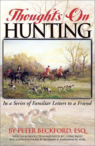 Download Thoughts on Hunting