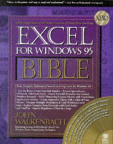Download Excel for Windows 95 bible