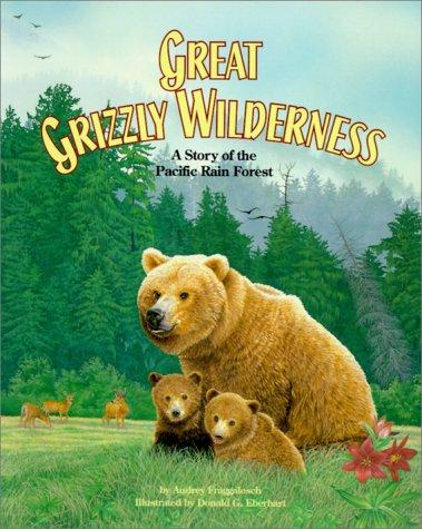 Great grizzly wilderness