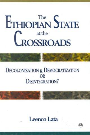 Download The Ethiopian State at the Crossroads