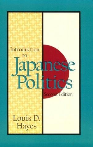 Download Introduction to Japanese politics