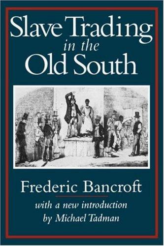 Download Slave trading in the old South