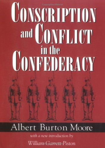 Conscription and conflict in the Confederacy