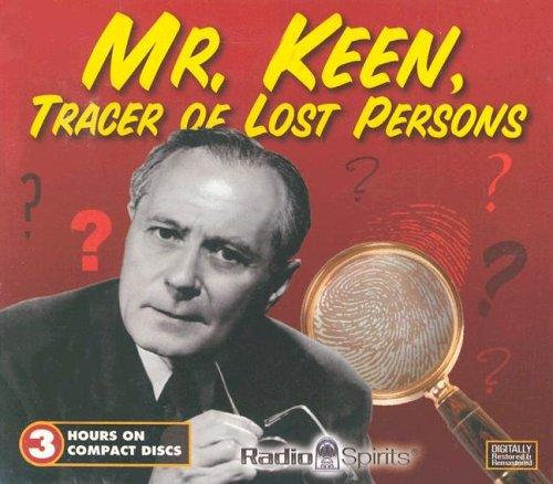 Mr. Keen Tracer of Lost Persons