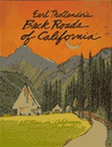 Earl Thollander's back roads of California