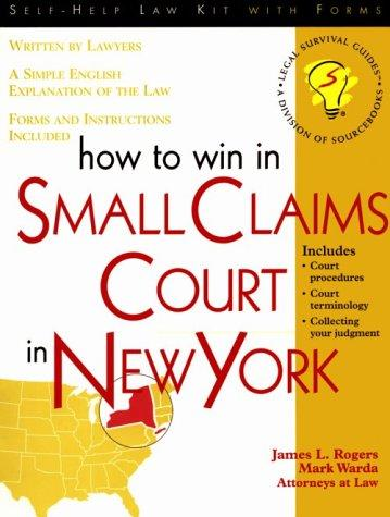 How to win in small claims court in New York