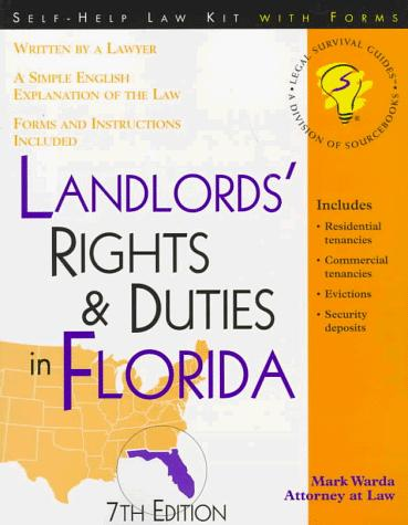Landlords' rights & duties in Florida