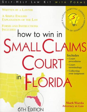 Download How to win in small claims court in Florida