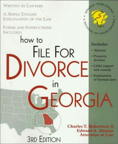 Download How to file for divorce in Georgia
