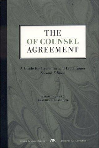 Download The of counsel agreement