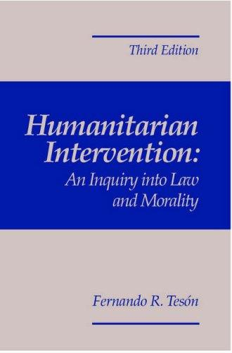 Download Humanitarian intervention