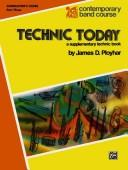 Download Technic Today (Contemporary Band Course)