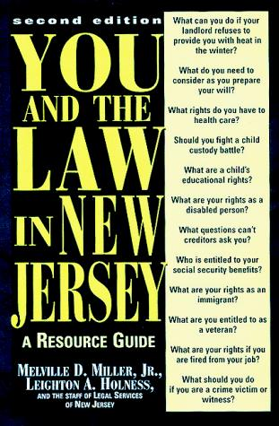 Download You and the law in New Jersey