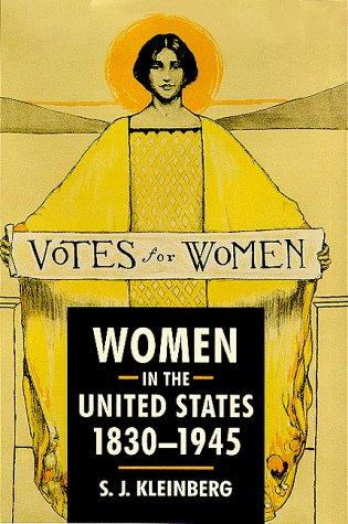 Download Women in the United States, 1830 – 1945