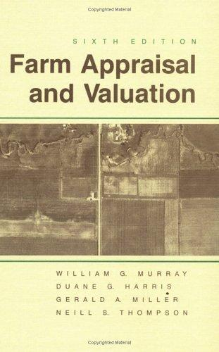 Download Farm appraisal and valuation