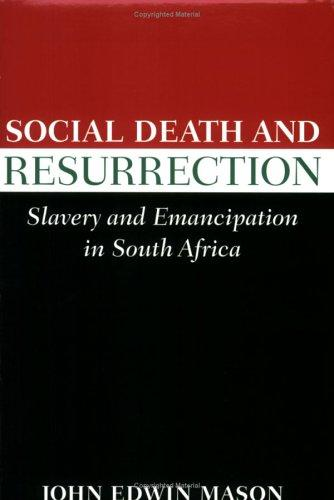 Download Social Death and Resurrection