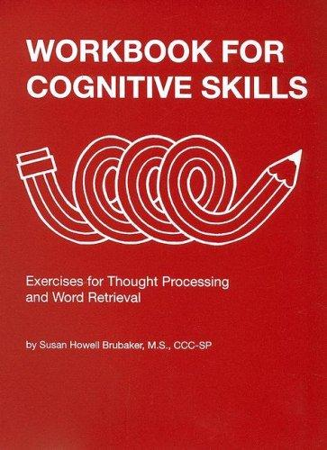 Download Workbook for cognitive skills