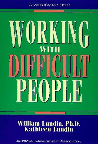 Download Working with difficult people
