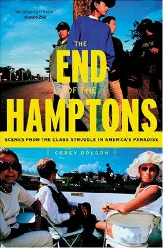 The End of the Hamptons