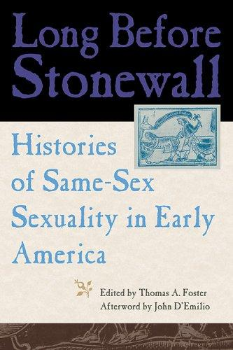 Download Long Before Stonewall