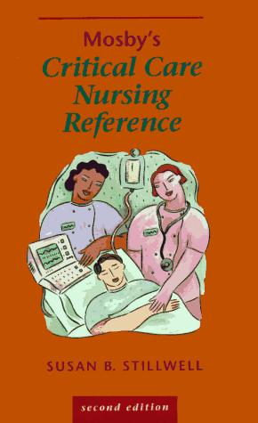 Download Mosby's critical care nursing reference