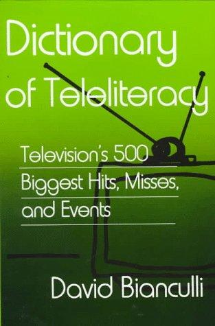 Download Dictionary of teleliteracy