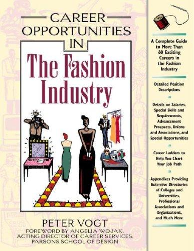 Download Career Opportunities in the Fashion Industry (Career Opportunities)