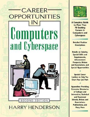 Download Career Opportunities in Computers and Cyberspace (Career Opportunities)