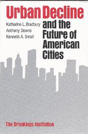 Urban Decline And The Future Of American Cities PDF Download