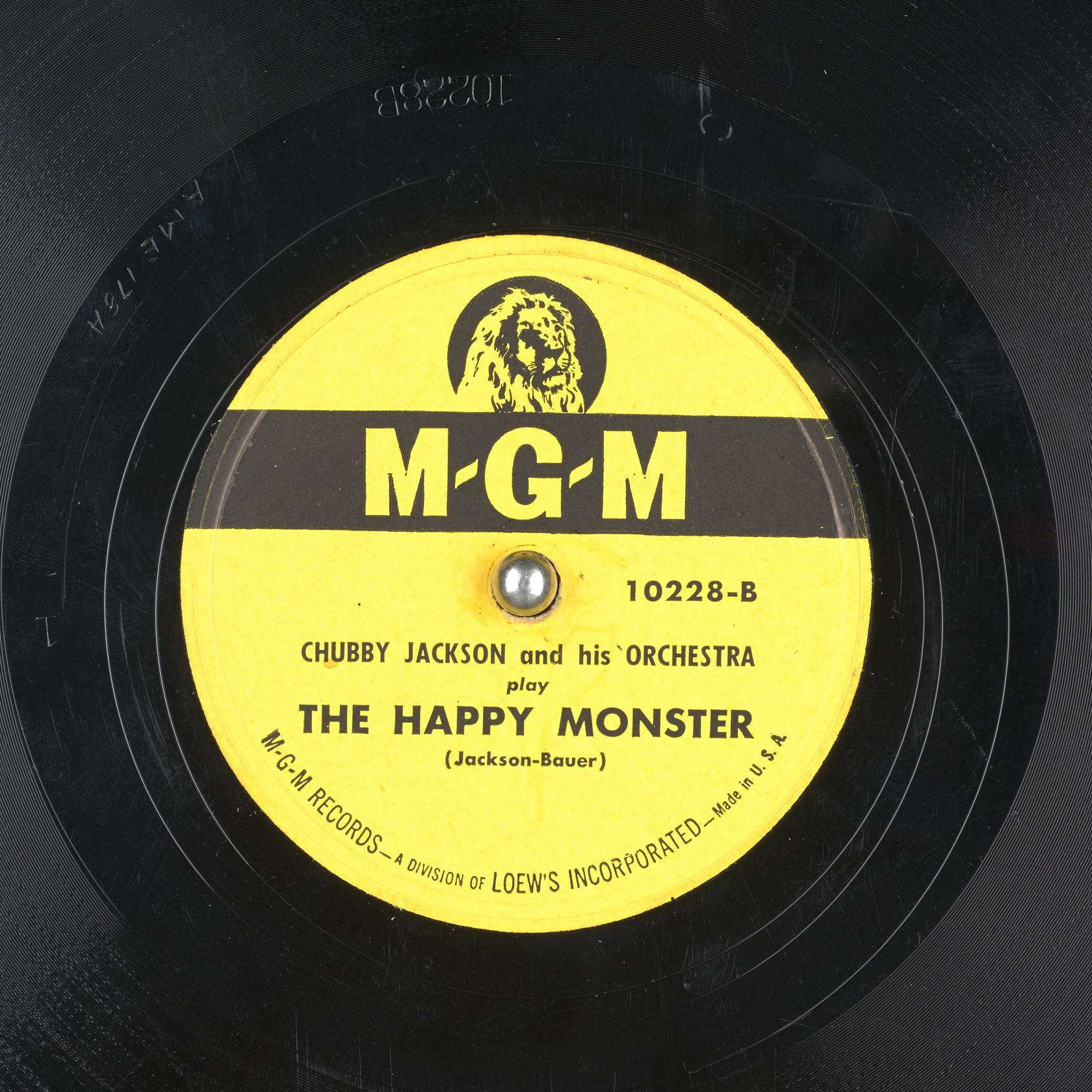 The Happy Monster