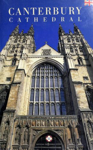 Cover of: Canterbury Cathedral | Jonathan Keates