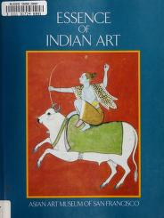 Cover of: Essence of Indian Art | B. N. Goswamy