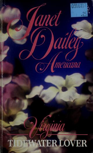 Cover of: Tidewater Lover (Janet Dailey Americana,- Virginia, Book 46)  