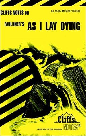 As I lay dying by James Lamar Roberts