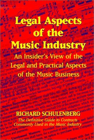 Legal aspects of the music industry