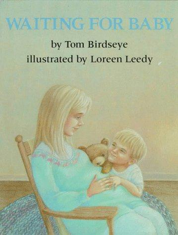 Waiting for baby by Tom Birdseye