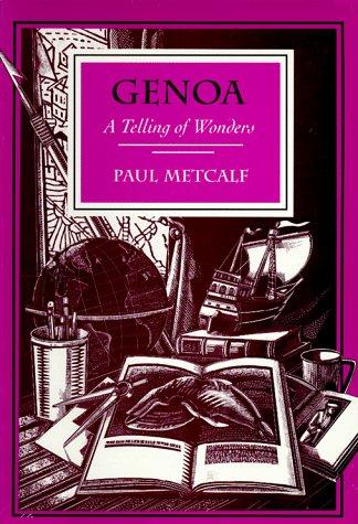 Genoa by Paul C. Metcalf