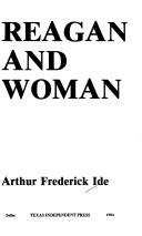 Reagan and woman by Arthur Frederick Ide