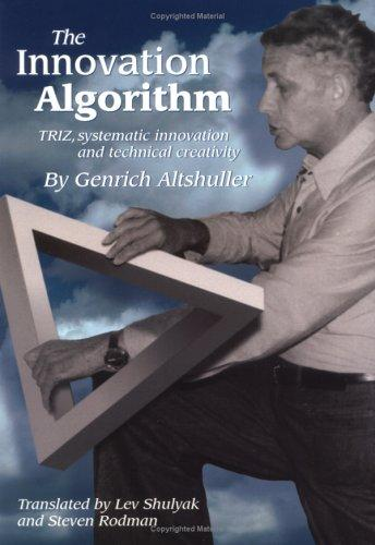 The Innovation Algorithm by Genrich Altshuller