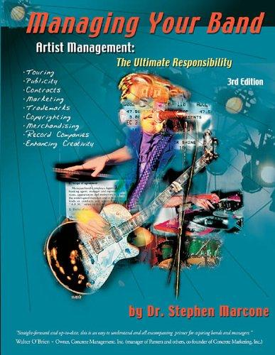 Managing Your Band: Artist Management