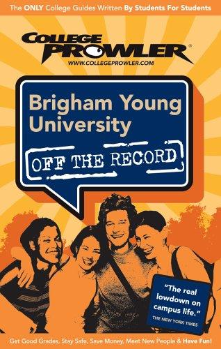 Brigham Young University UT 2007 by College Prowler