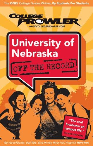 University of Nebraska 2007 by College Prowler