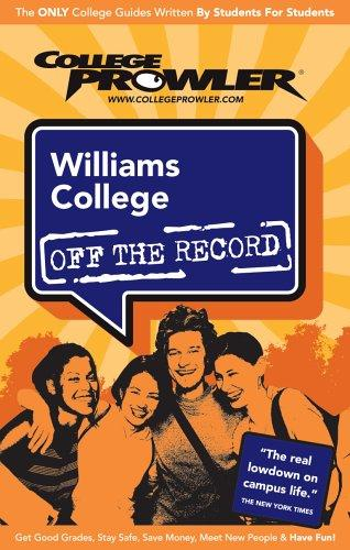 Williams College 2007 by College Prowler