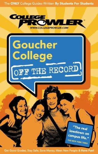 Goucher College by Ashley Moss