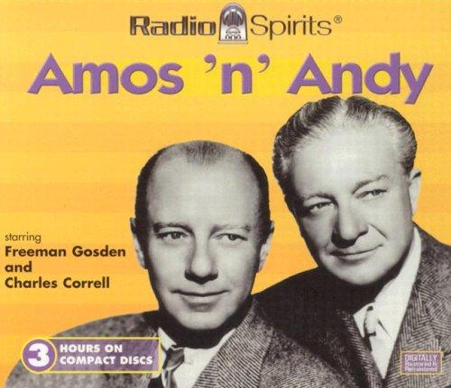 Amos 'n' Andy (3-Hour Collectors' Editions) (3-Hour Collectors' Editions) by Various Artists