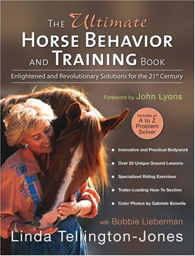 The ultimate horse behavior and training book by
