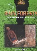 Rain Forests by Ewan McLeish