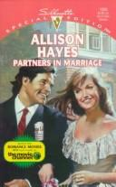 Partners In Marriage by Allison Hayes