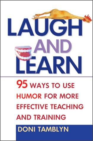 Laugh and learn by Doni Tamblyn