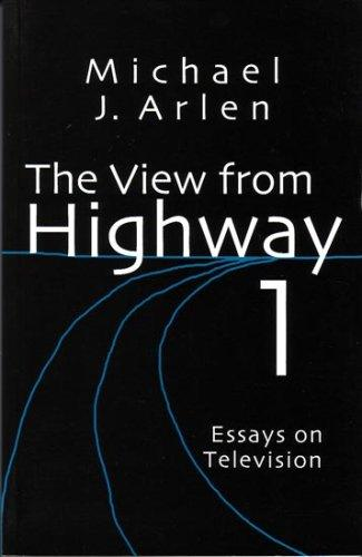 The view from Highway 1 by Michael J. Arlen